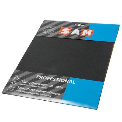 Sampro schuurpapier wp fijn p400 5vel