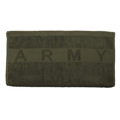 Handdoek ARMY groen
