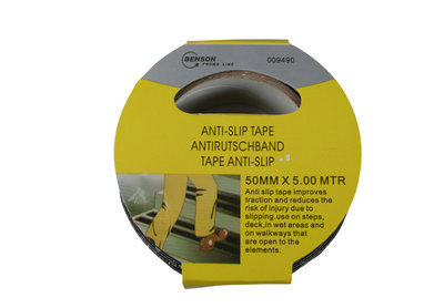 ANTI-SLIP TAPE 50MM X 5.00 MTR