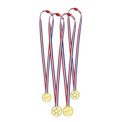 Set 4 Medailles