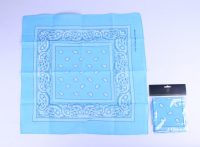 Zakdoek Lichtblauw