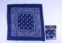 Zakdoek Donker Blauw