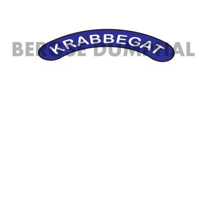 KRABBENGAT   PATCH 10,5 CM