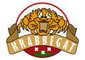KRABBEGAT-MET-KRAN-ROND-PATCH-11-CM