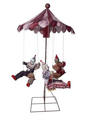 Draaimolen 3 Clowns XL
