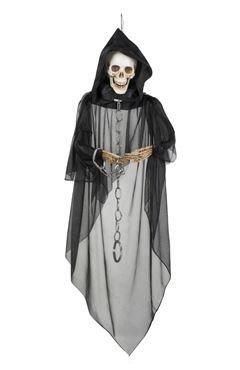 Decoration Skull ghost 150cm