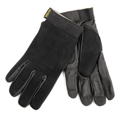 Pr. Neopreen Kevlar handschoen zwart