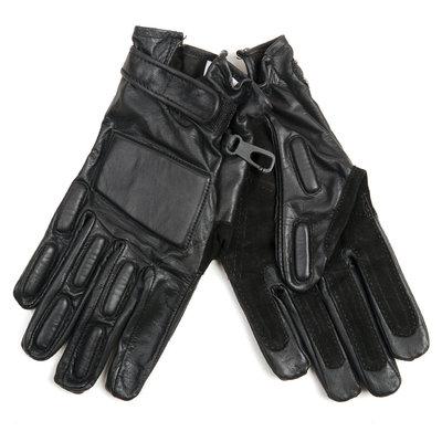 Pr. Politie handschoenen zwart