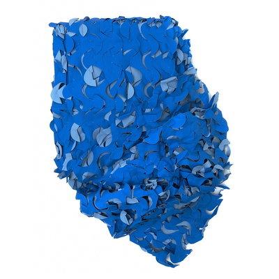 Camo net LW03 3x2,4mtr sky blue
