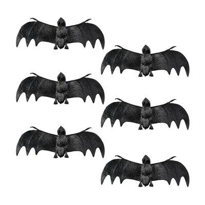 6 Bats 4x12cm