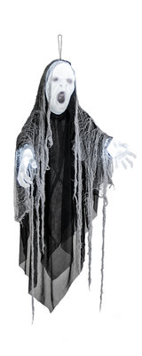 Decoration Lightning wizard 110cm