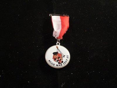 Medaille met licht Boer