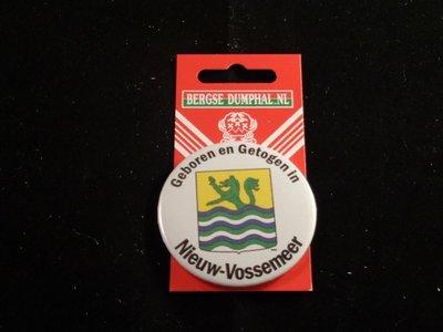 Geboren en getogen in Nieuw-Vossemeer