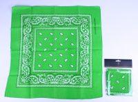 Zakdoek Licht Groen