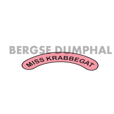 MISS KRABBENGAT  PATCH 10,5 CM