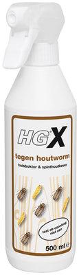 HGX tegen houtworm