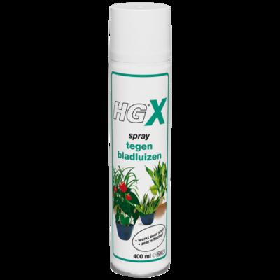 HGX natuurlijk middel tegen bladluis, wolluis, e.a. op planten en gewassen