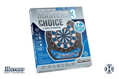 MASTERS CHOICE SERIES 3 DART GAME PER 4