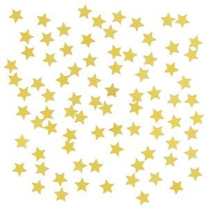 confetti 15gr. Ster goud